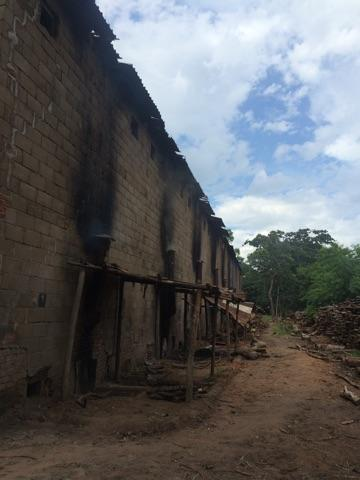 Tobacco Farm Malawi, Africa
